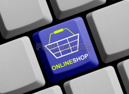 shopping online shop