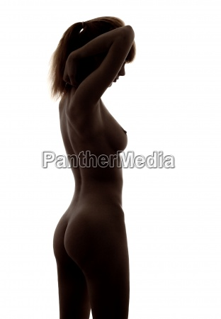 mujer perfil hermoso bueno salud dama