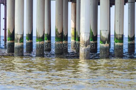 scheveningen sandy beach pier pier