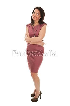 elegant successful woman
