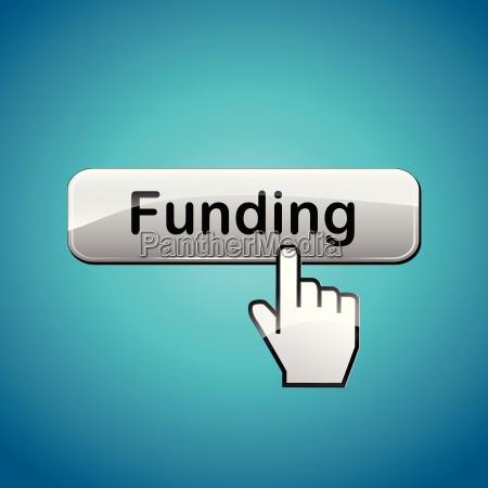 vector funding button