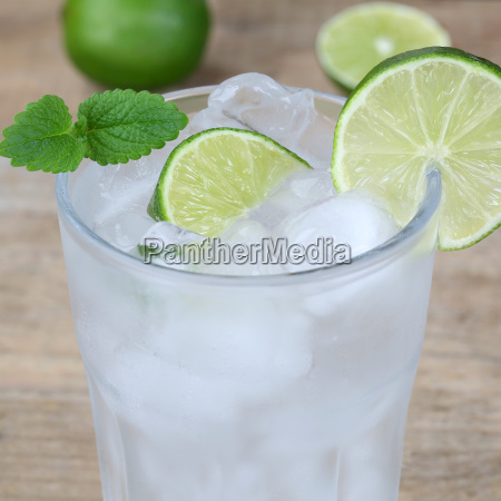 water or mineral water drink with