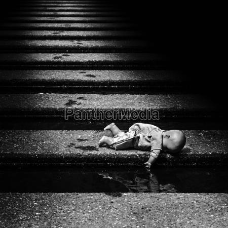 little lost doll