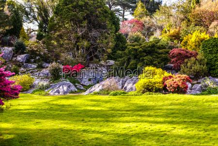 gardens muckross killarney national park ireland