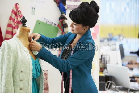 fashion, designer, in, studio - 12533170