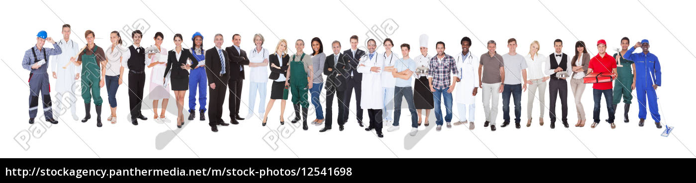 full, length, of, people, with, different - 12541698