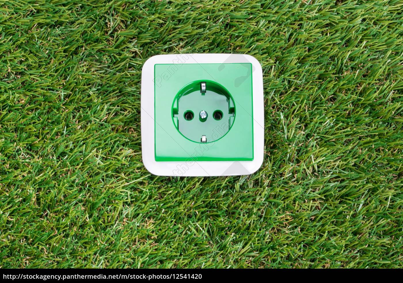 green, energy, concept - 12541420
