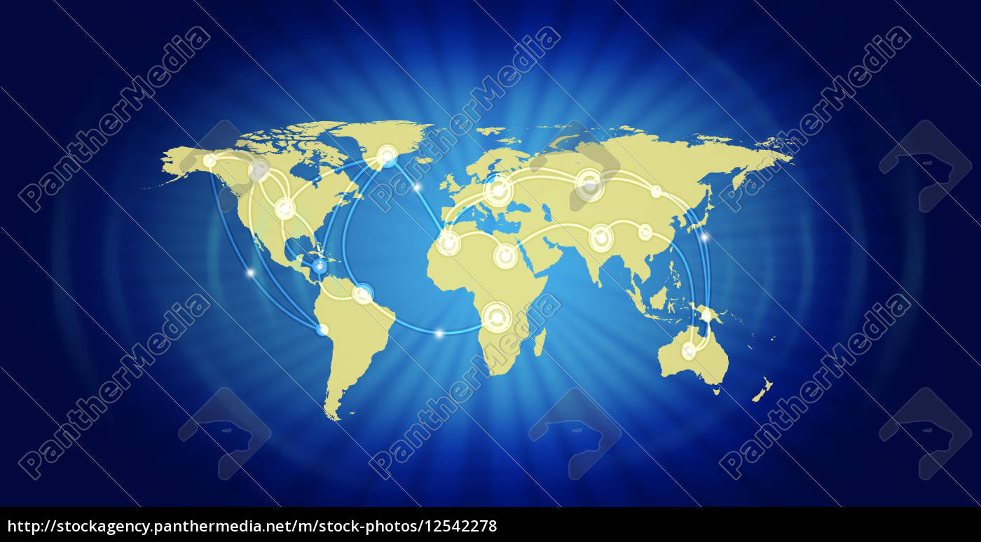world, map, representing, global, business - 12542278