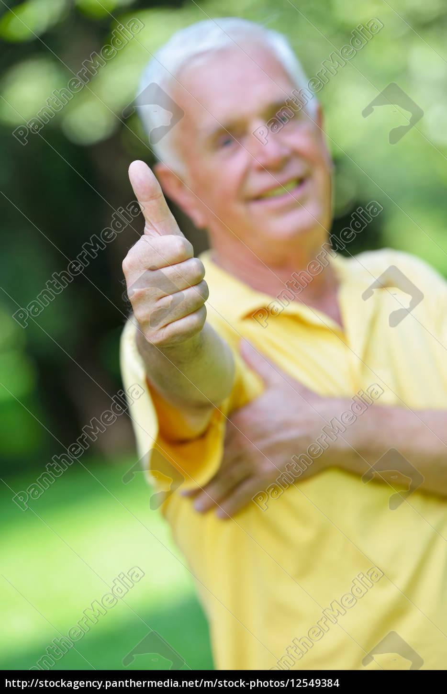 elderly, man, , portrait - 12549384