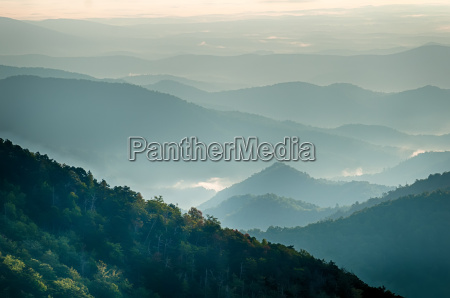 the simple layers of the smokies