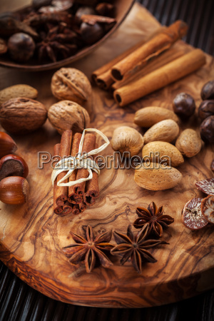 christmas, spices, and, baking, ingredients - 12560126