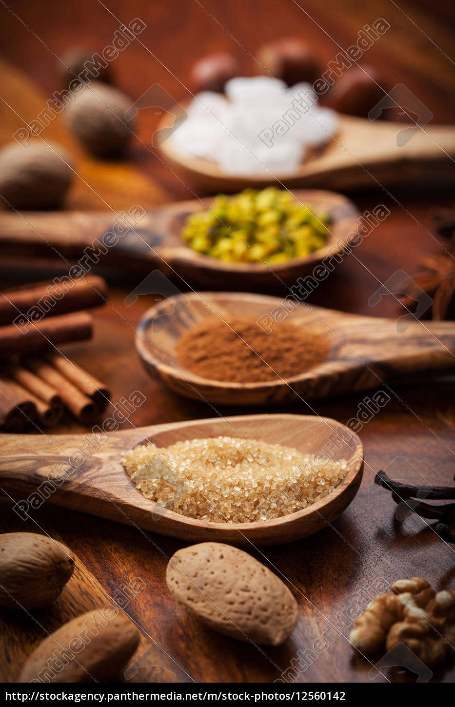 christmas, spices, and, baking, ingredients - 12560142