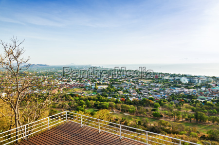 view point hua hin city in