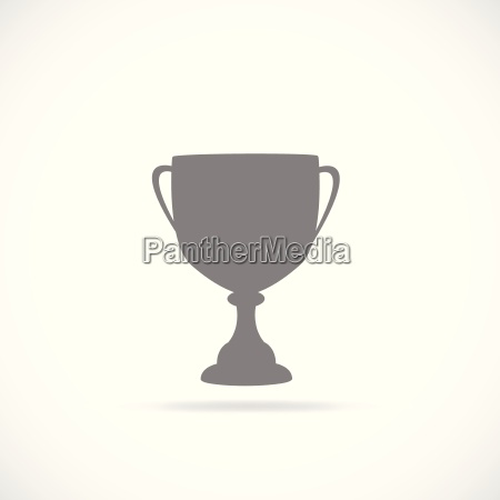 trophy illustration