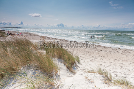 beach of ristinge