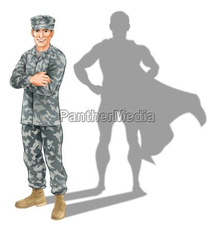 held soldat konzept