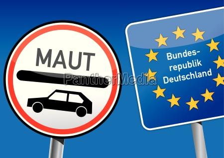 car tolls germany