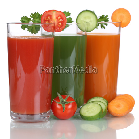 healthy vegetarian diet vegetable juice from