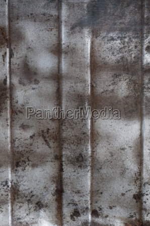 background made of metal