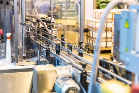 automatic packing line of conveyor
