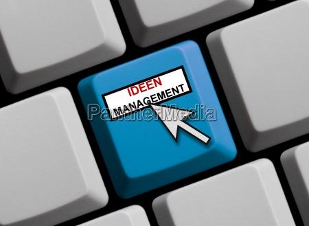 ideas management online