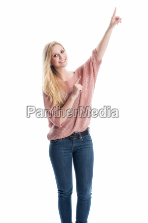 woman presentation data informations substratums facts