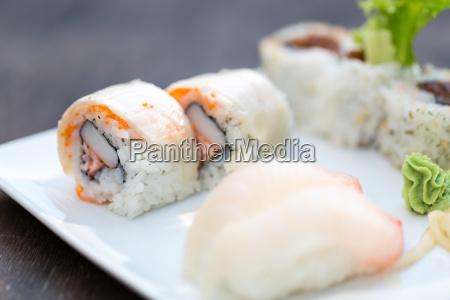 food aliment fish sushi japanese japan