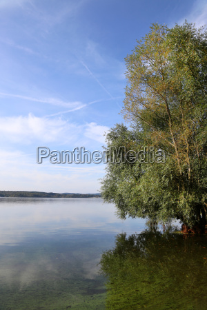 october at the moehnesee