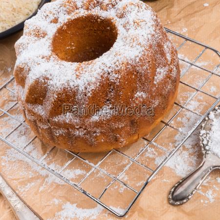 bezglutenowe ciasto z maki ryzowej i