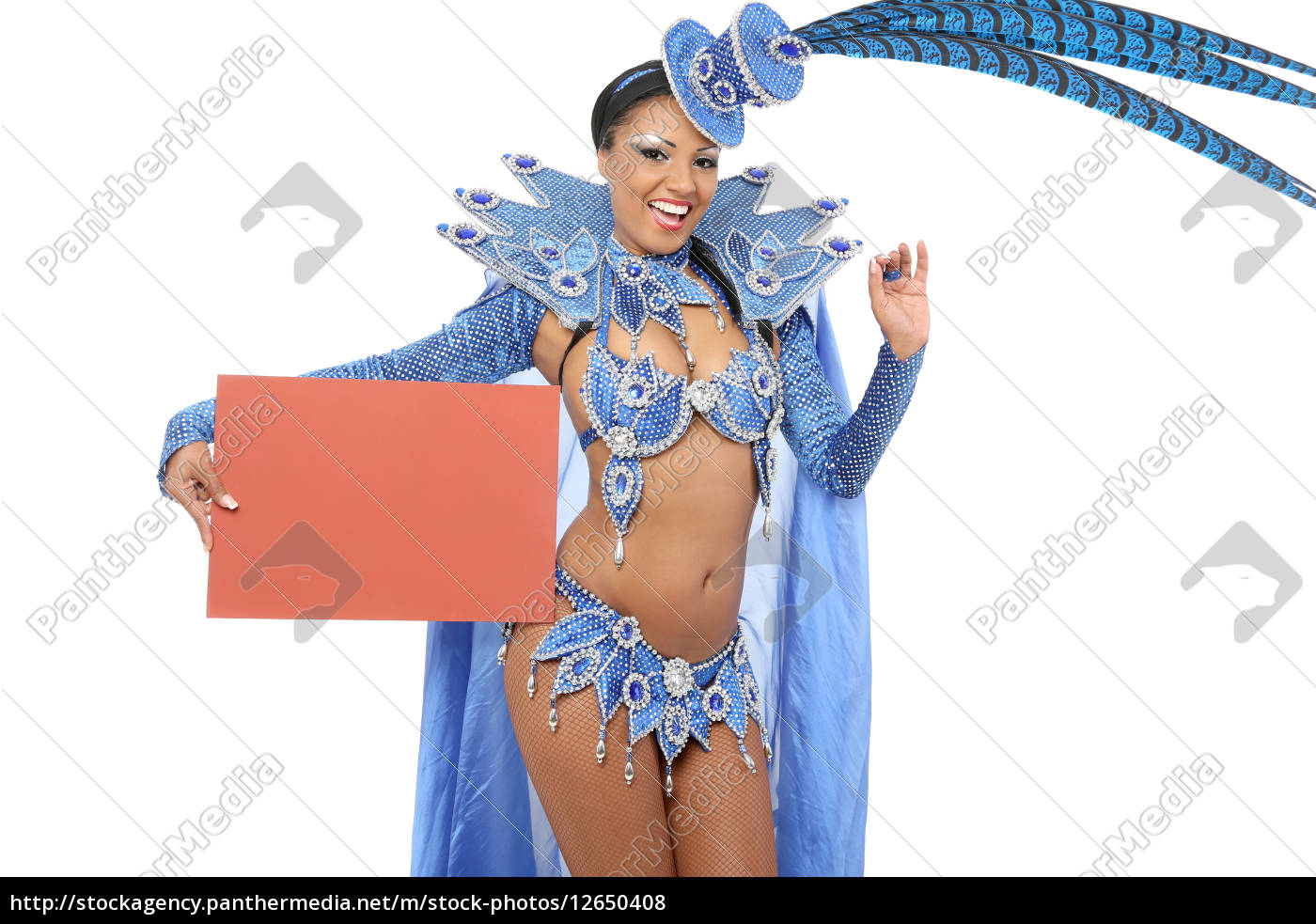 brazilian, samba, dancer - 12650408