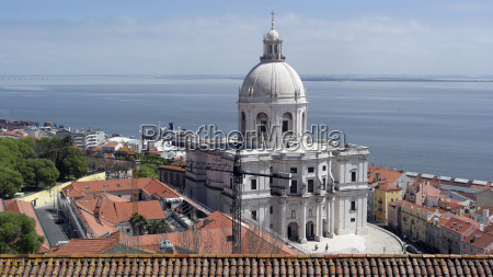 national pantheon lisbon portugal