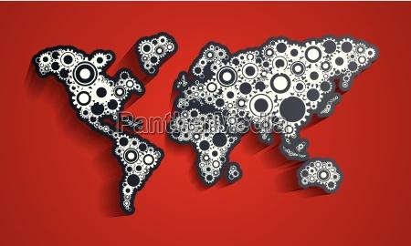 og wheels world map