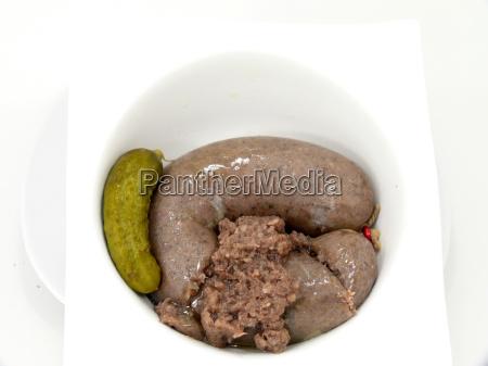 lippe beef sausage