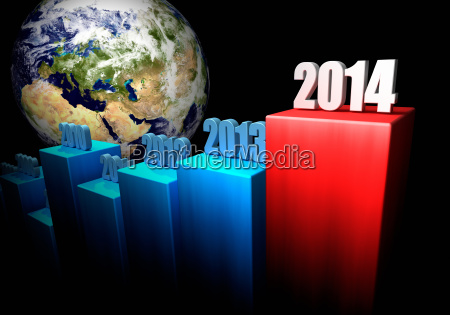 business concept 2014 europe and