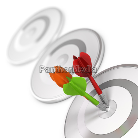 high precision concept image