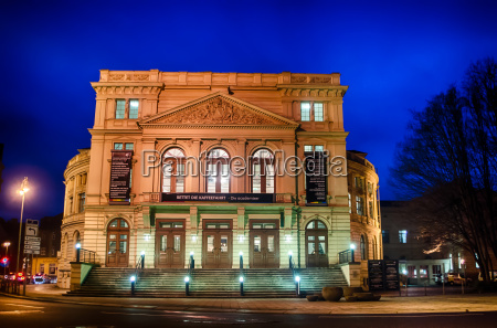 theater altenburg germany
