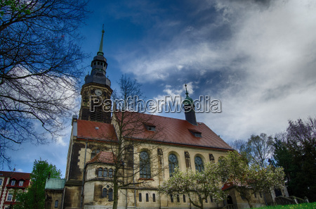 agnes church altenburg germany