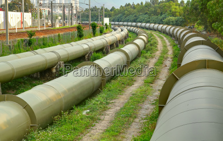 oil and gas industry at outdoor