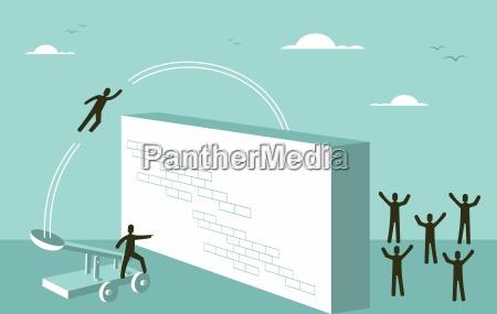 teamwork motivation business strategy for success