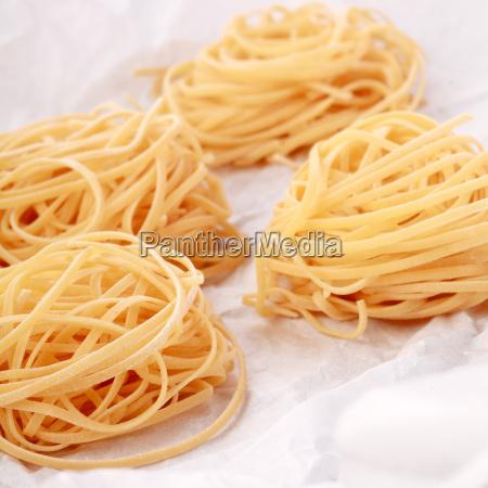 fresh homemade italian egg pasta