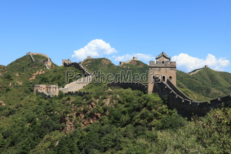 the, great, wall, in, china - 12783844