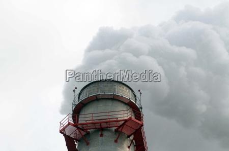 industry chimney factory chimney chimney exhaust