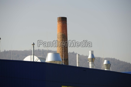 industry schlot fabricate chimney exhaust fumes