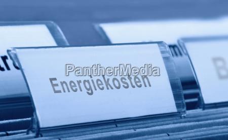 energy costs storage