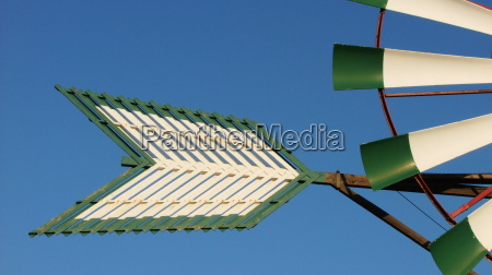 detail at the windmill