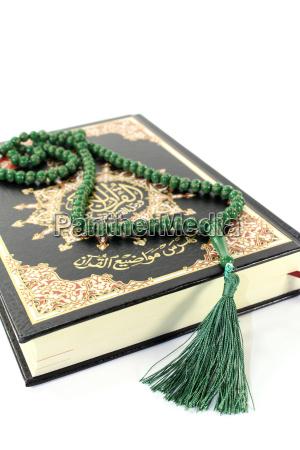 religion islam moslem arabian koran rosary