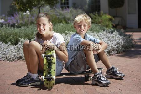 boy 7 9 and girl 8