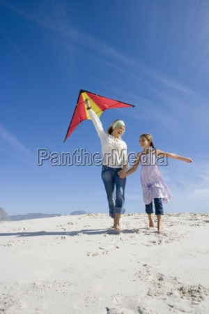 mother and daughter 5 7 with