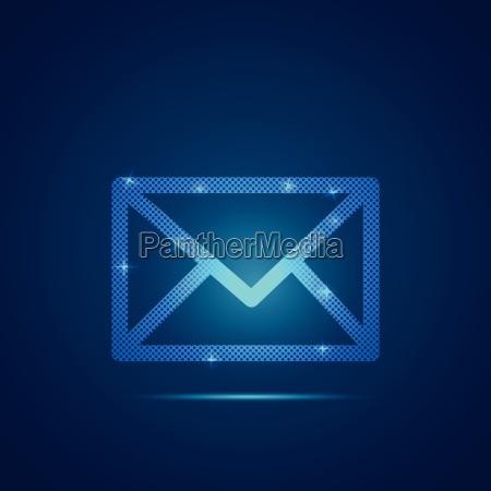 mail illustration