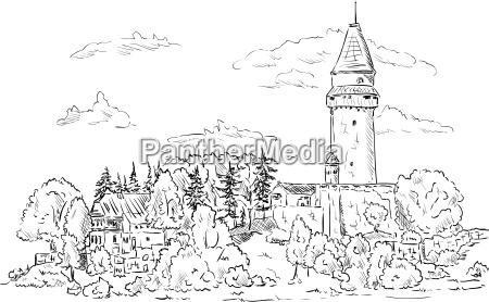castle stramberk